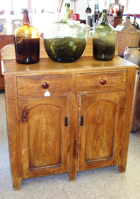 Jelly Cupboard - Antiques.com Directories Resources - Antique Jelly Cabinet  Antique Furniture - Antique - Antique Jelly Cabinet Antique Furniture