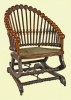Hunzinger Lollipop Rocking Chair For Sale Antiques Com