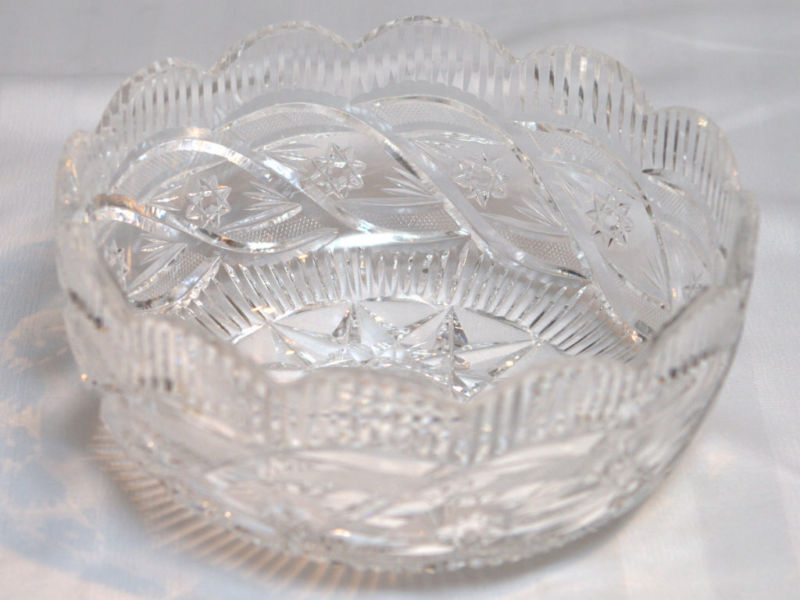 Vintage Waterford Crystal Apprentice Bowl For Sale Antiques Com Classifieds