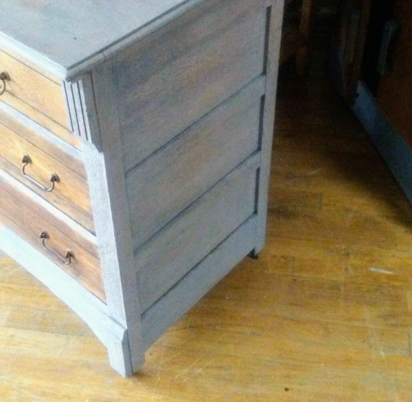 pin a done tv dresser swivel refurbished diy all stand into