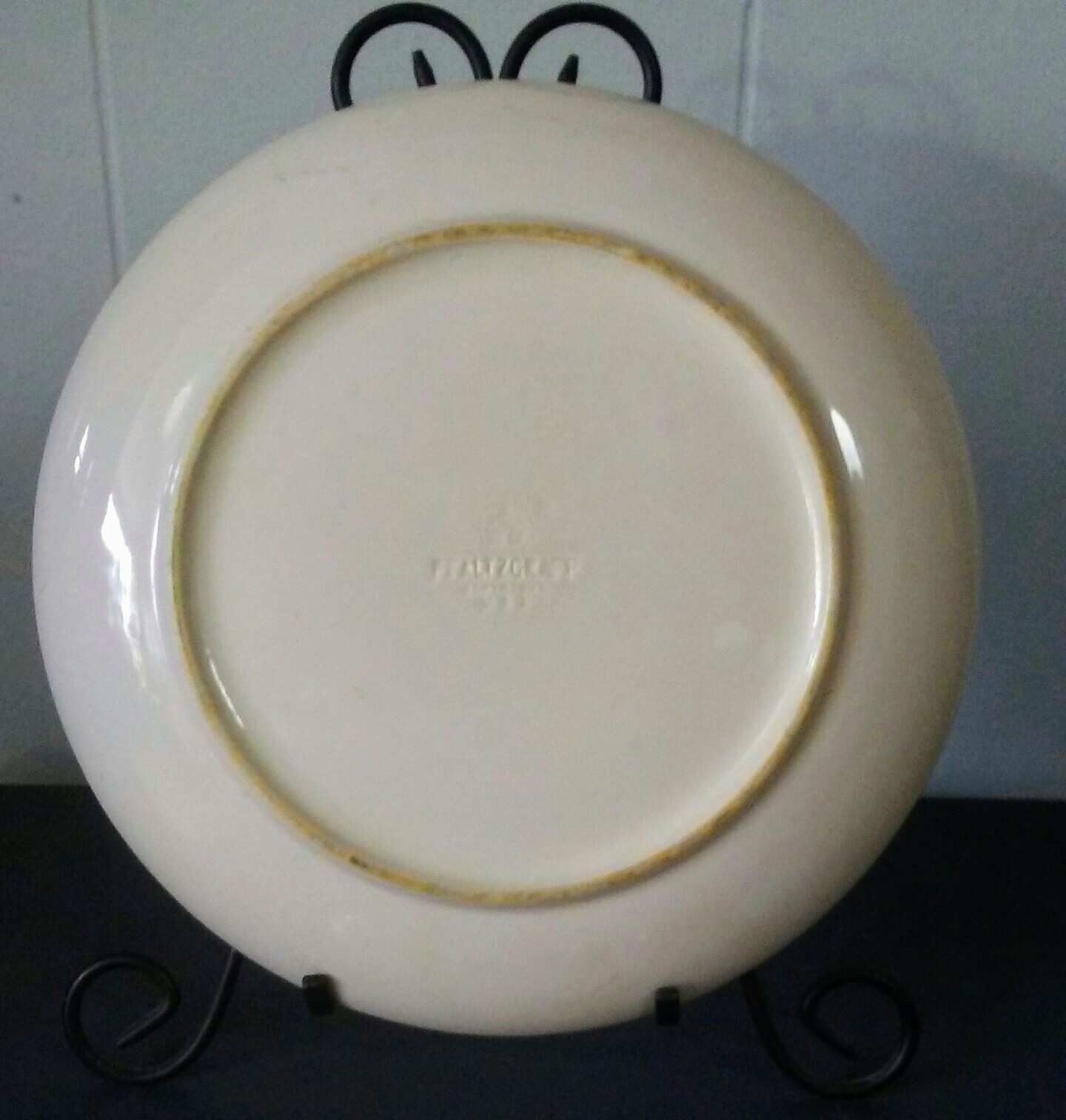 Cream Dinner Plates, Pfaltzgraff, Pfaltzgraff Replacements, Ceramic ...