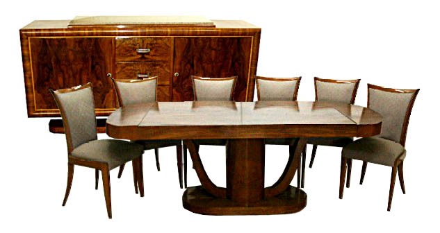 Classifieds antiques art deco art deco for Dining room paintings sale