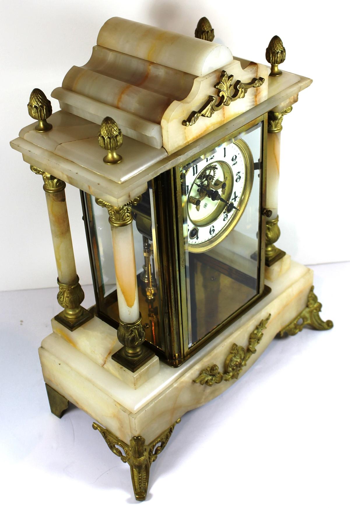 Ansonia Archduke Antique Clock For Sale Antiques Com