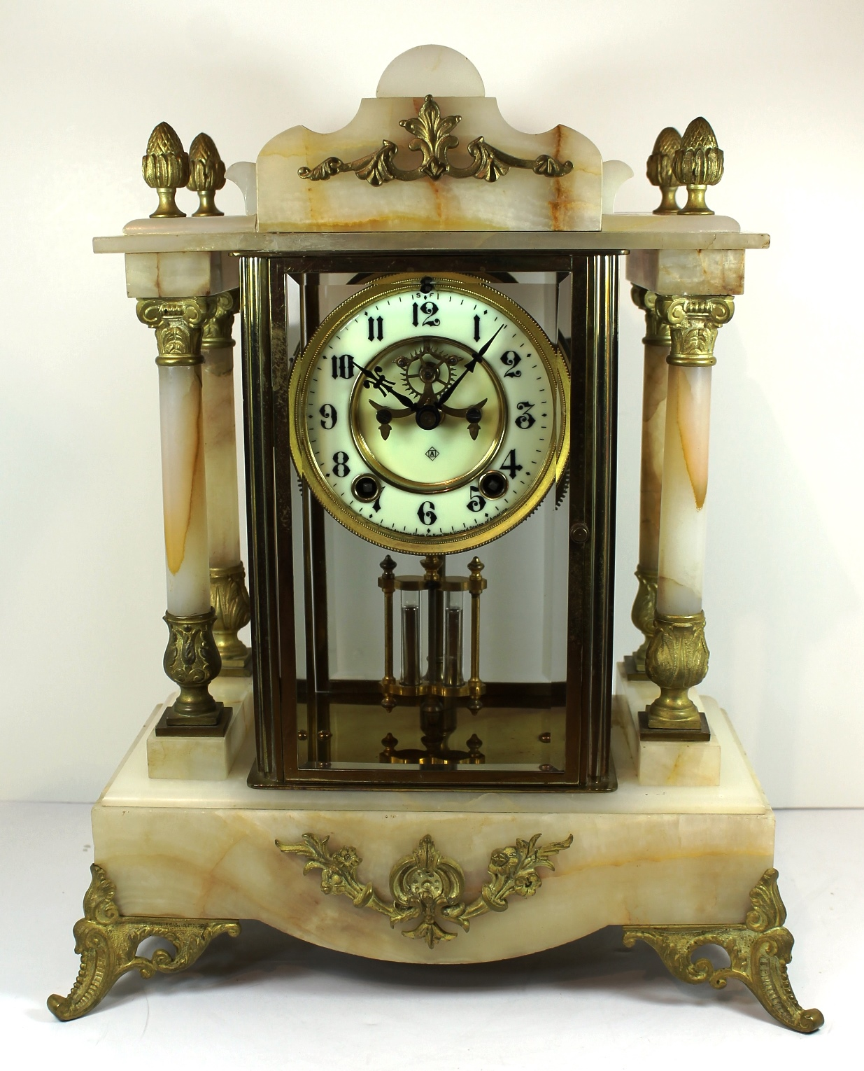 Ansonia Archduke Antique Clock For Sale