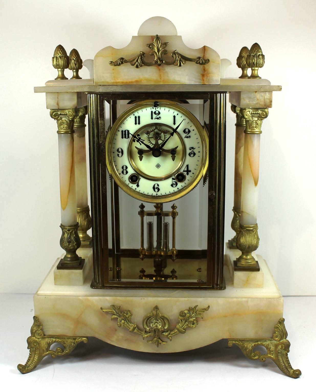 Ansonia Archduke antique clock For Sale