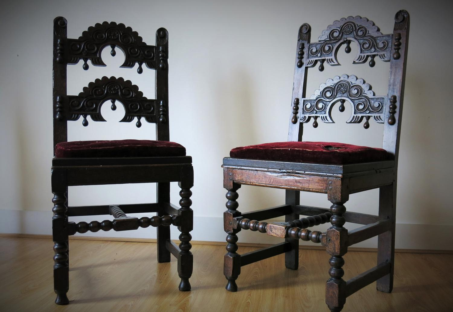16th Amp 17th Century Period Oak Country English Furniture