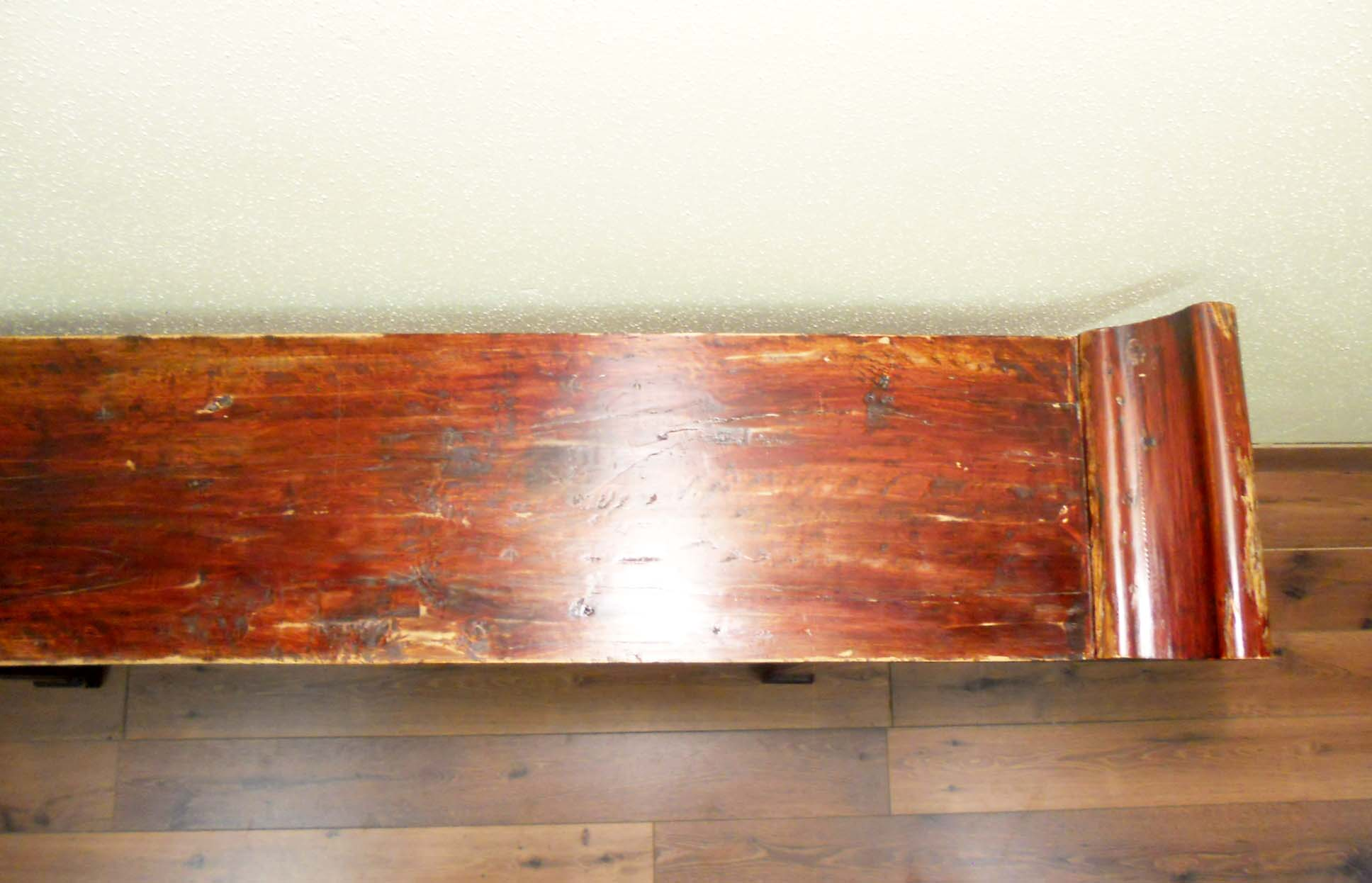 Antique chinese altar table 5562 cypress wood circa for Cypress siding cost