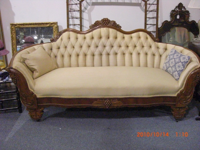 Victorian Sofa   For Sale