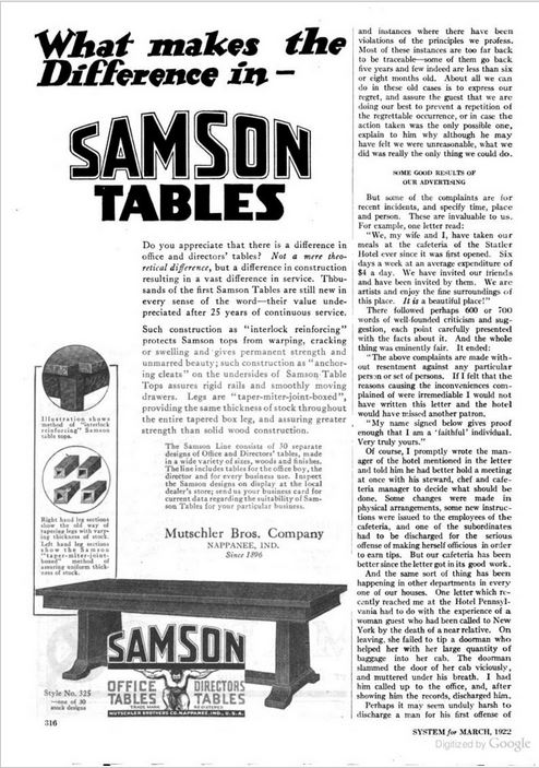 4 X 12 Samson Conference Director S Table By Mutschler