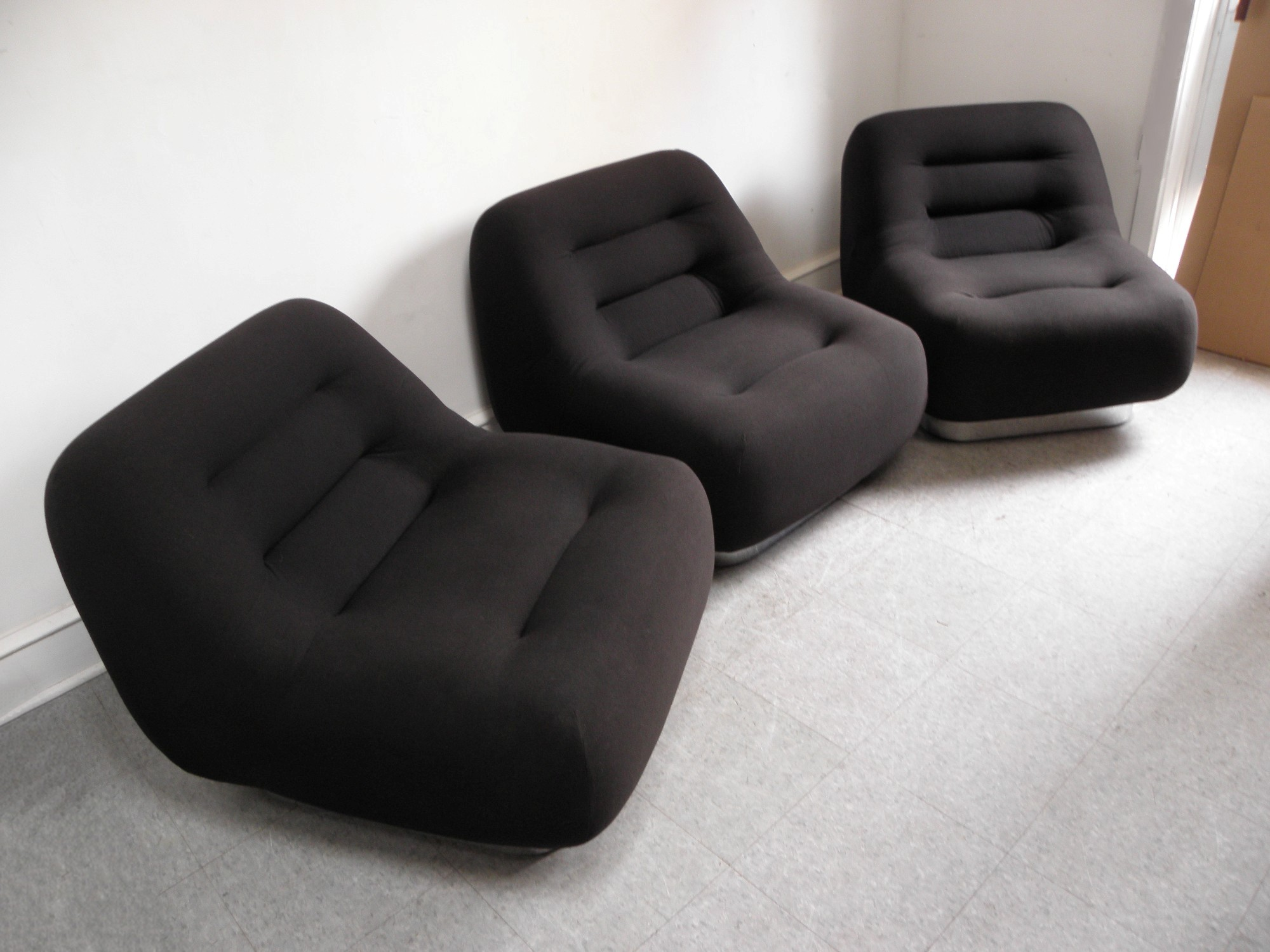 M F Harty mid century modern Tomorrow modular chair sofa 3