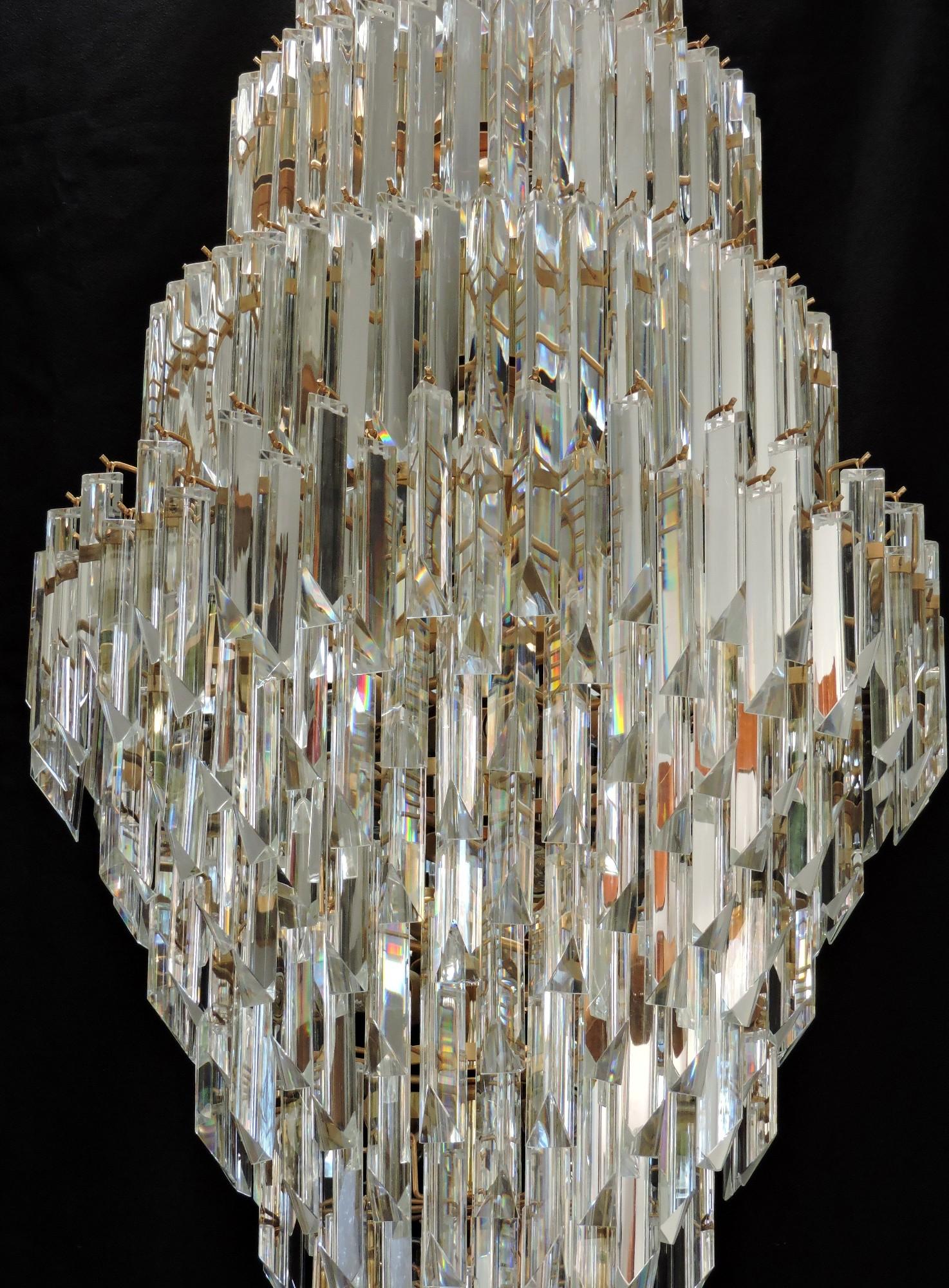 Crystal prism chandelier chandelier designs chandelier crystals prisms designs mozeypictures Choice Image