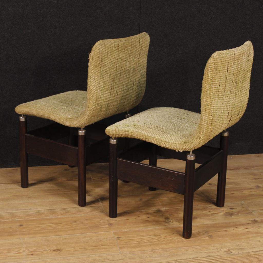6 Italian Design Chairs Designed By Vittorio Introini For