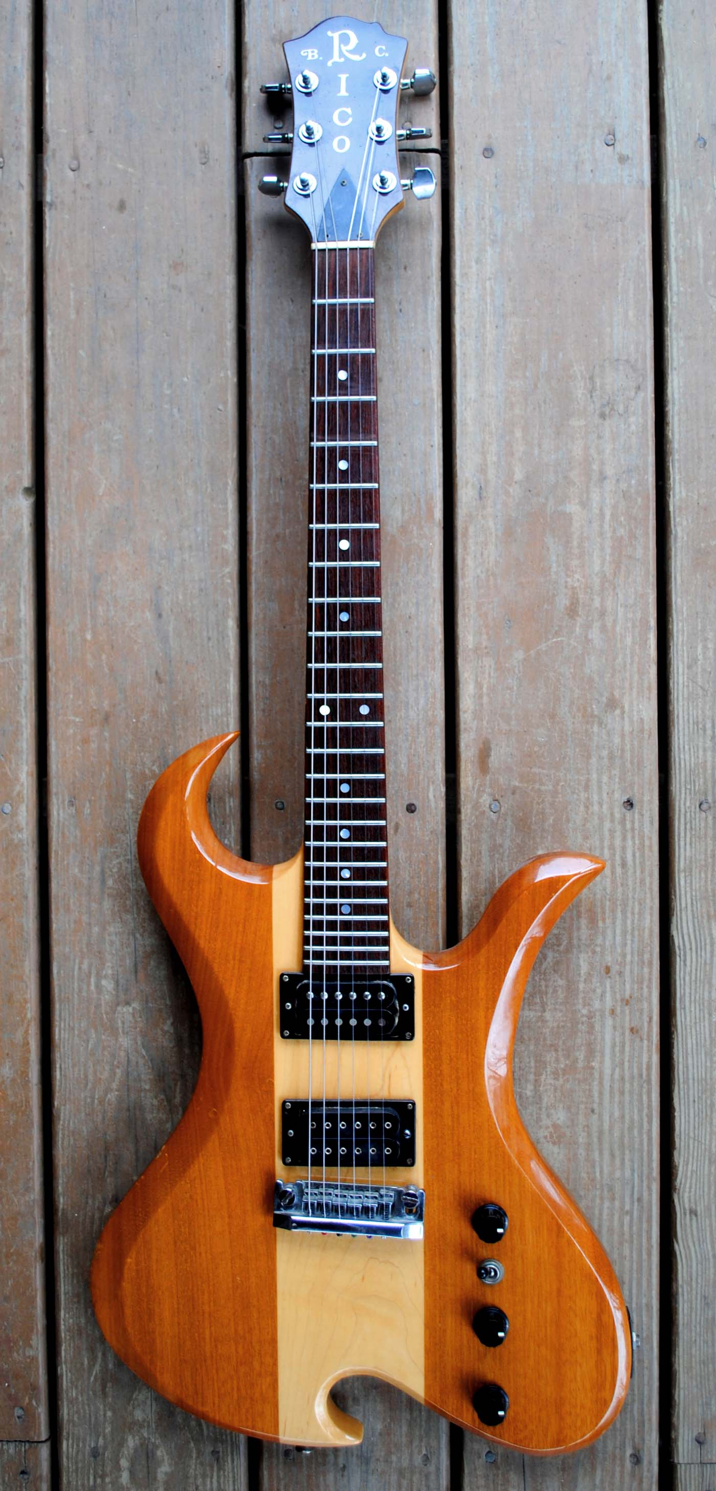 bc rico bc rich wave rare collectable electric guitar for sale classifieds. Black Bedroom Furniture Sets. Home Design Ideas