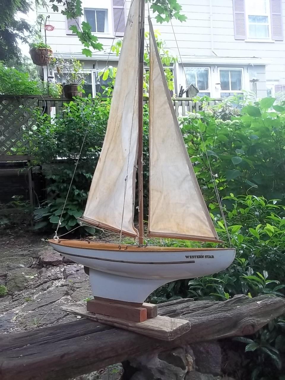 Western star sb5 pond yacht sold for sale for Pond dealers