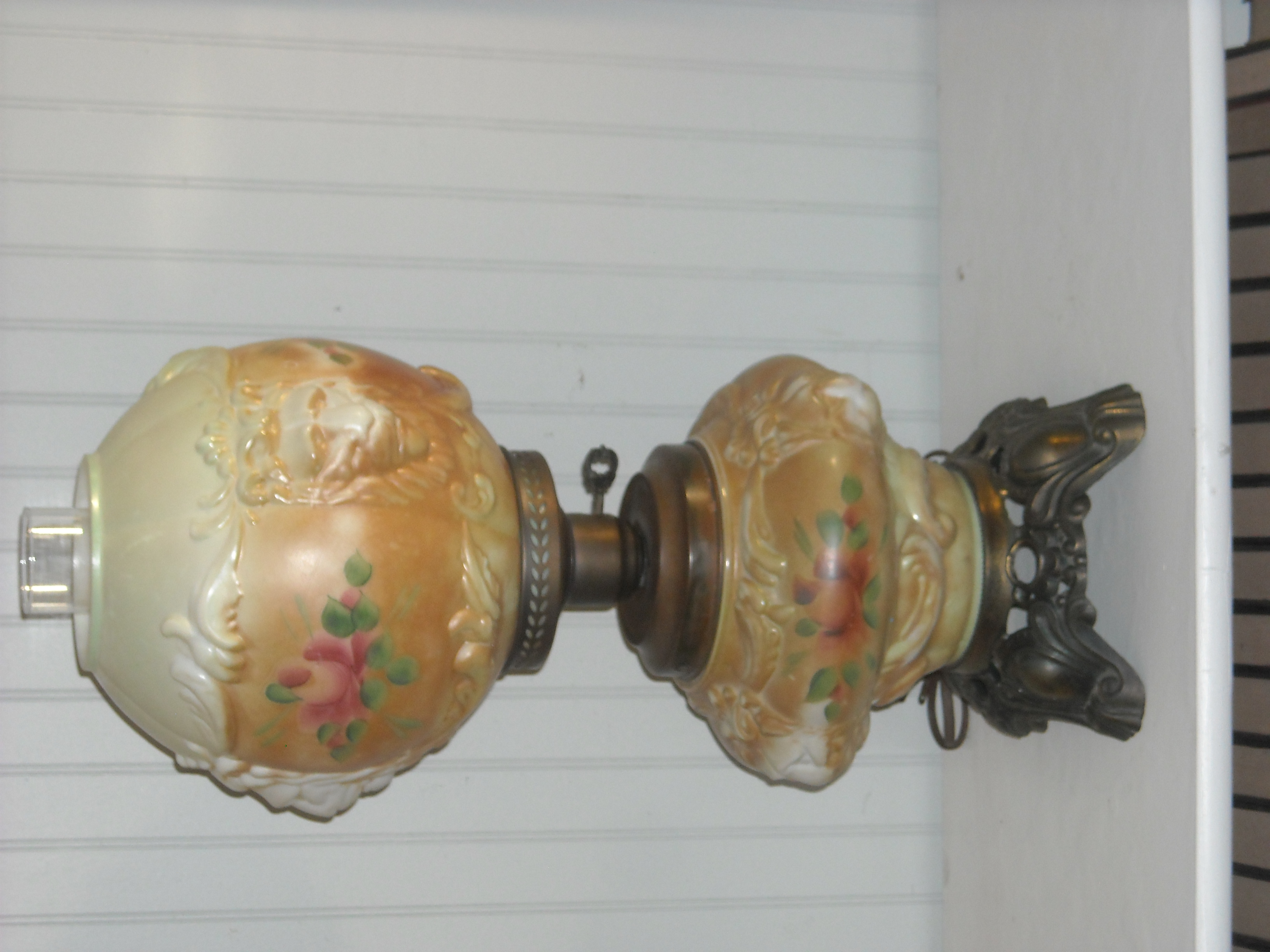 vintage 39 gone with the wind 39 lamp for sale classifieds. Black Bedroom Furniture Sets. Home Design Ideas