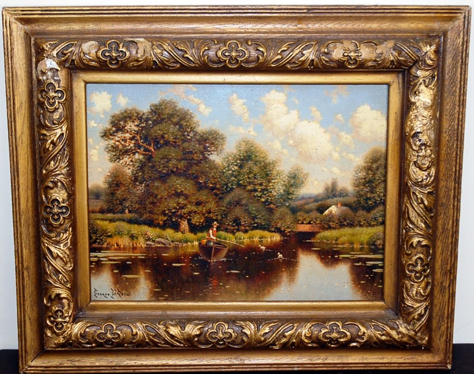 Classifieds antiques art paintings for Atlanta oil painting artists