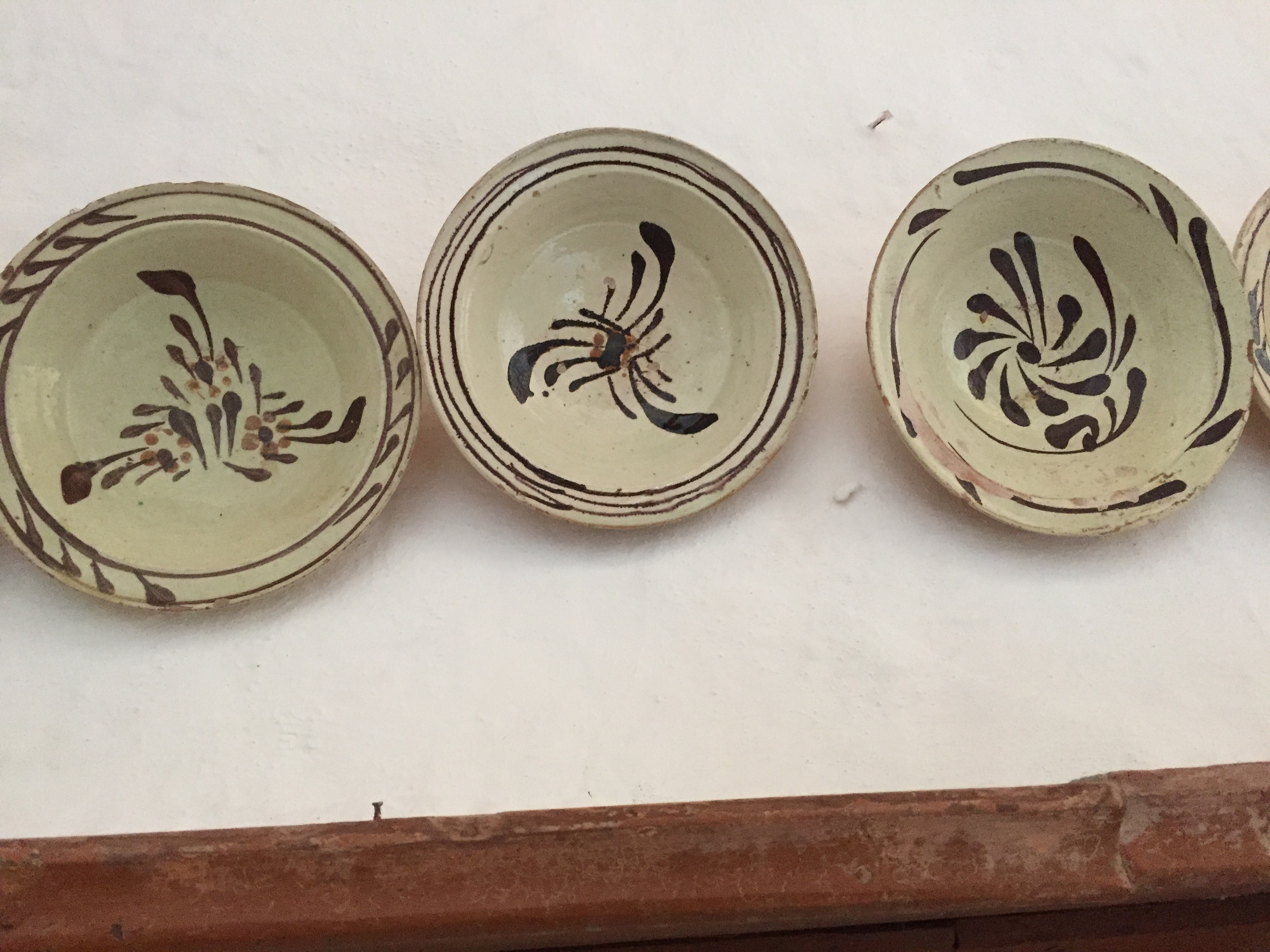 ‡anakkale wall plates For Sale Antiques