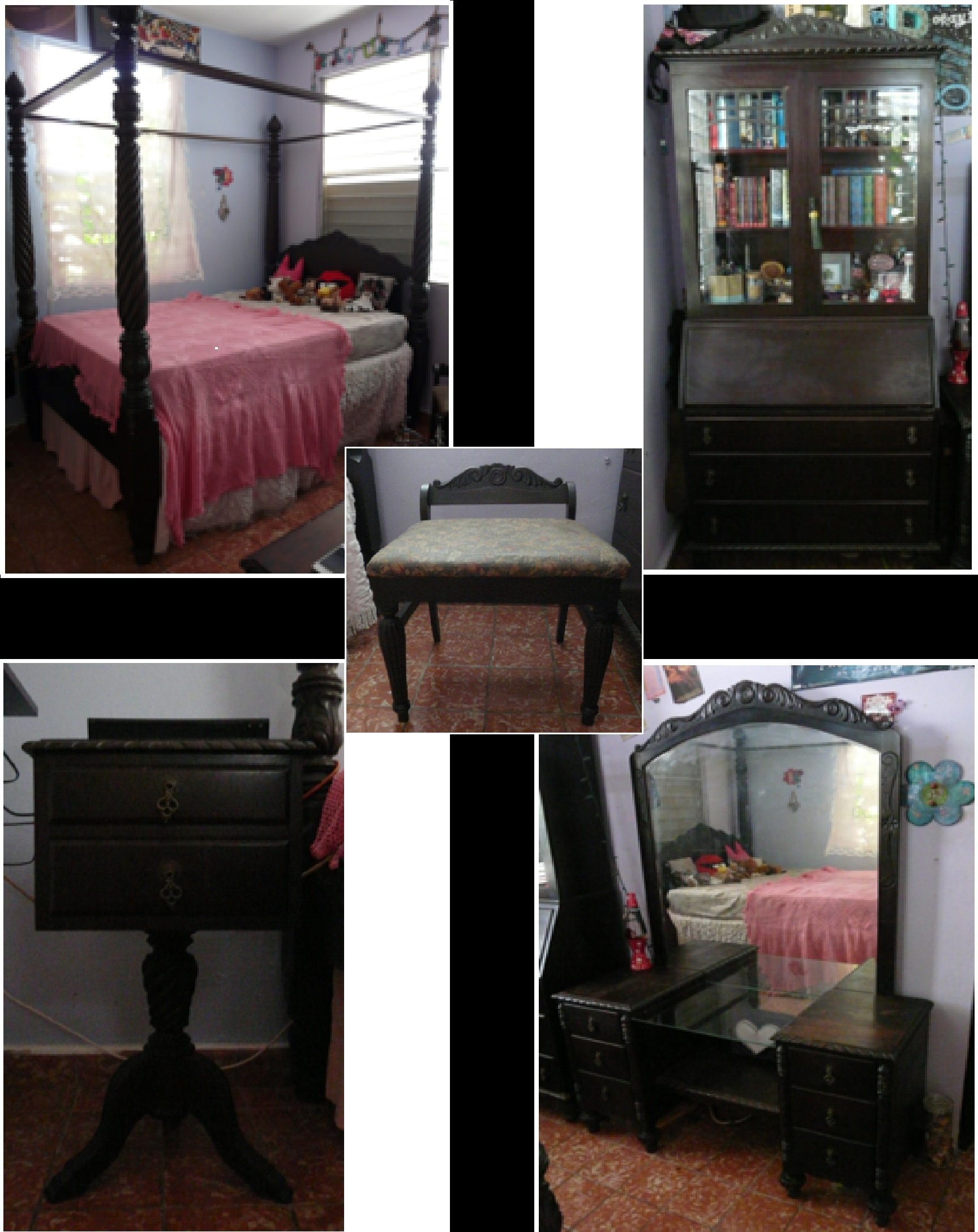 Bedroom set full size for sale classifieds for Full size bedroom furniture sets sale