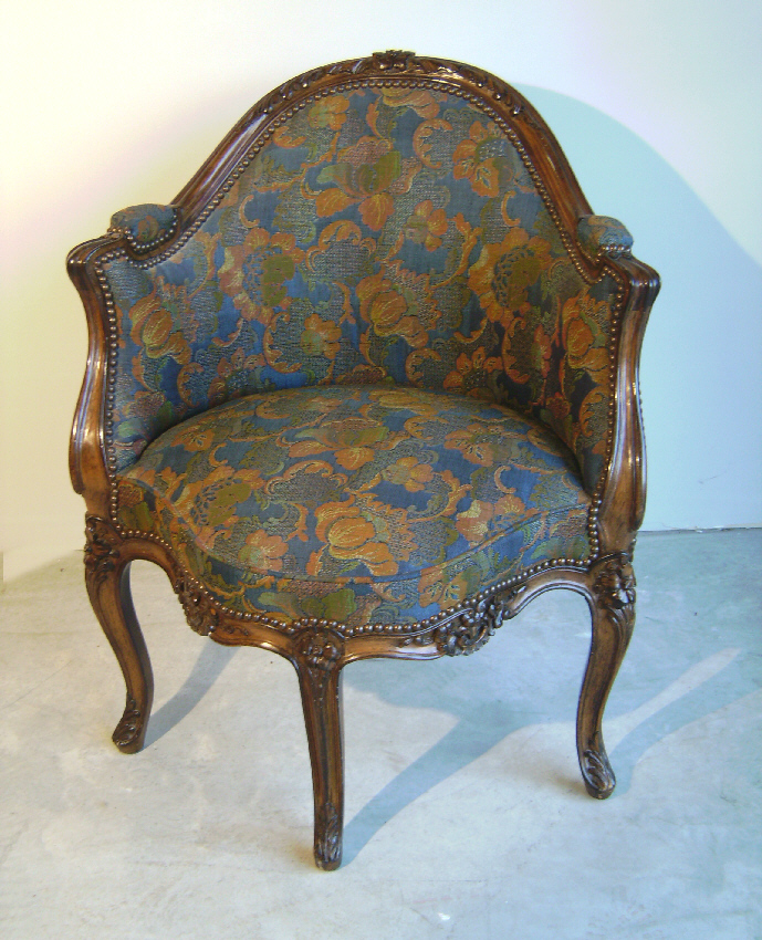 7679 reproduction 18th c french rococo louis xv style for Rococo furniture reproductions
