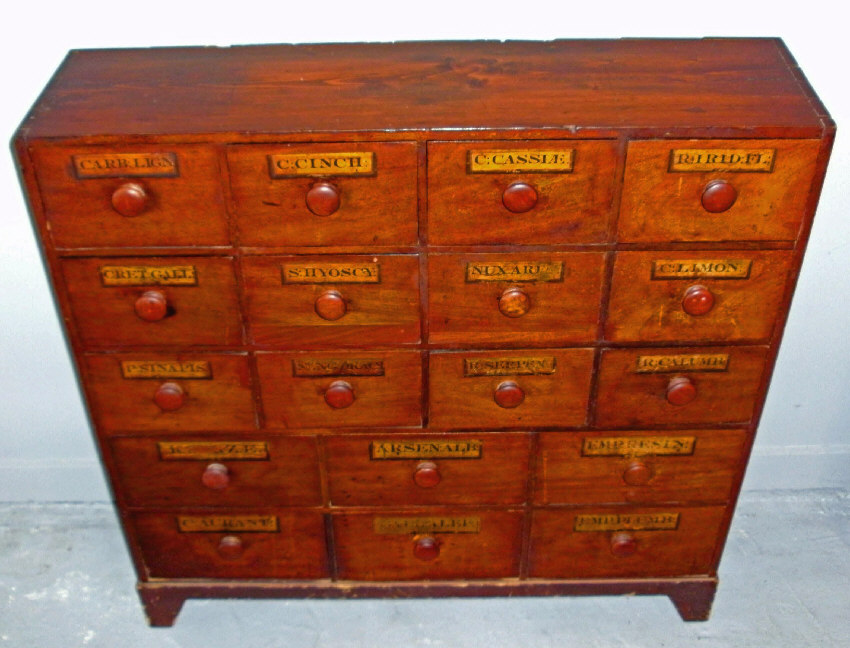 Apothecary cabinet for sale