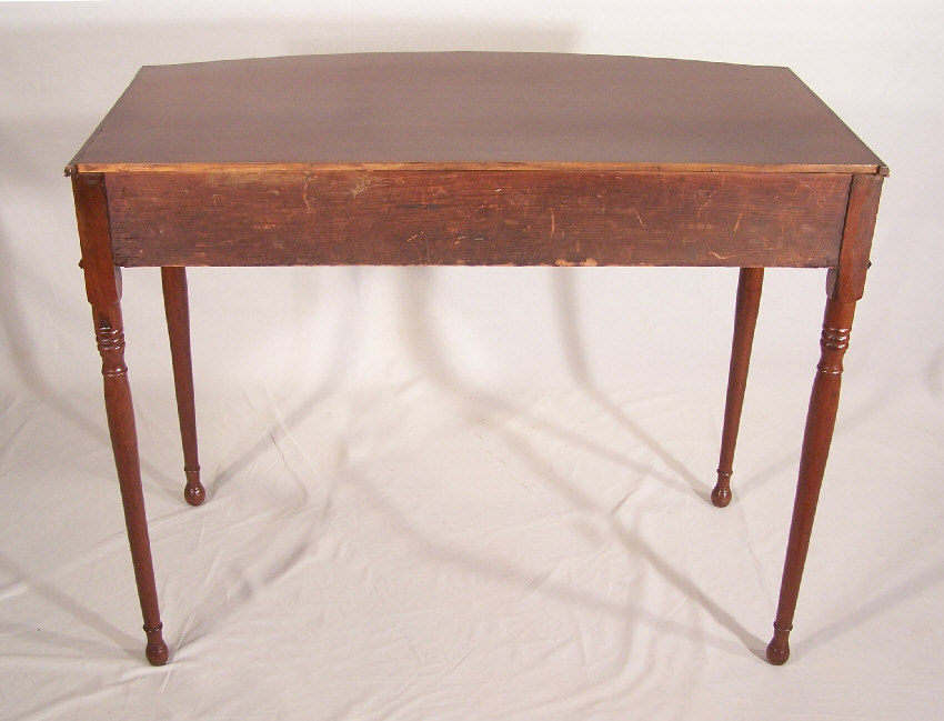 7879 Period American Federal Mahogany Server For Sale
