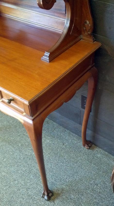 8251 Philadelphia Mahogany Secretary Desk C1890 For Sale Classifieds