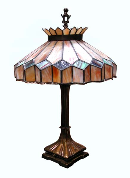 fantastic stained glass table lamp for sale. Black Bedroom Furniture Sets. Home Design Ideas