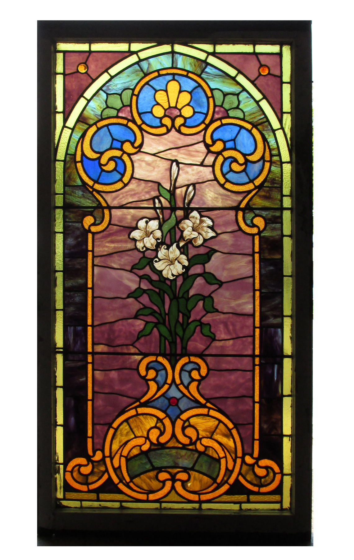 Stained Glass Window 13181 For Sale