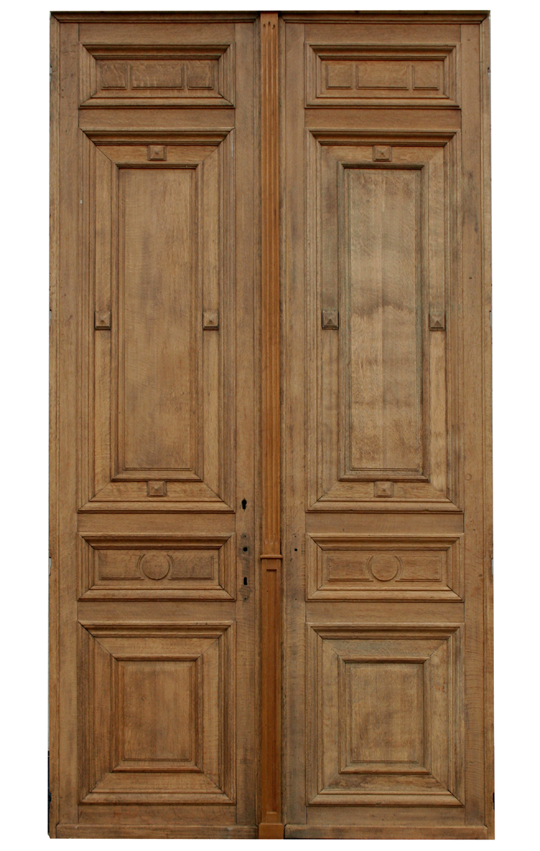 10' Pair Wood Doors - For Sale - 10' Pair Wood Doors For Sale Antiques.com Classifieds