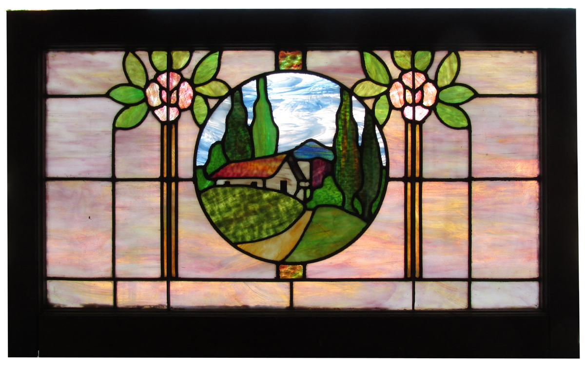 Stained Glass Window 13341 For Sale