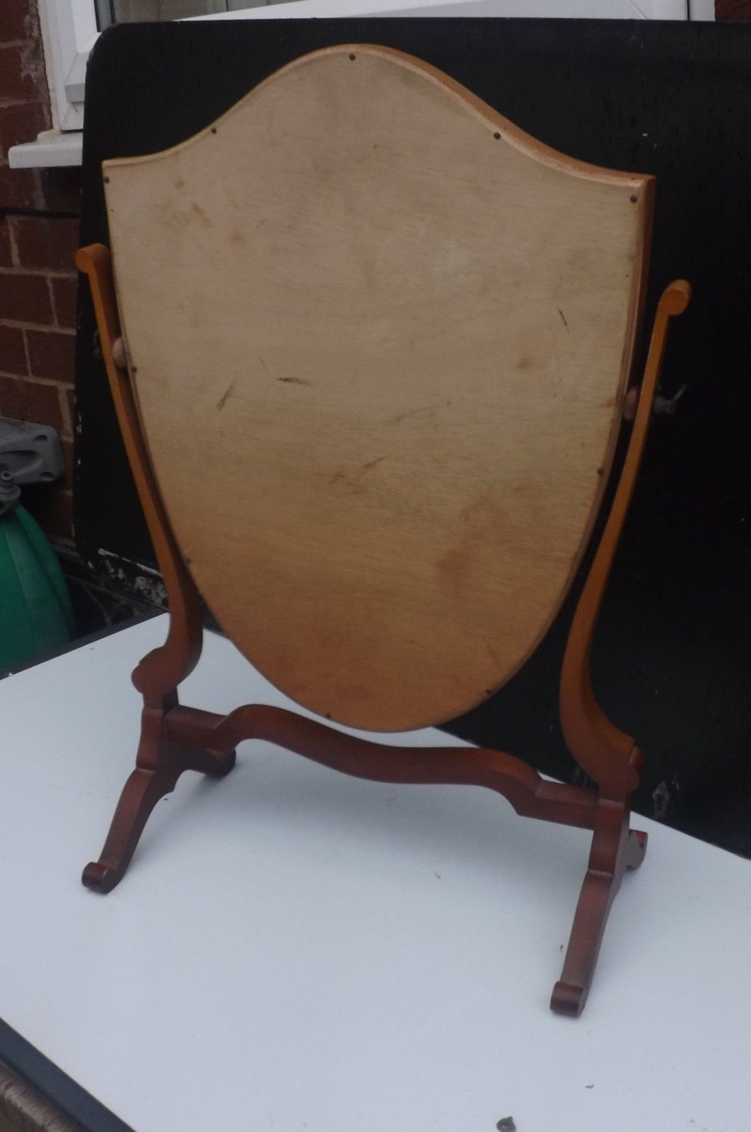 Georgian Ladies Dressing table swing mirror For Sale ...