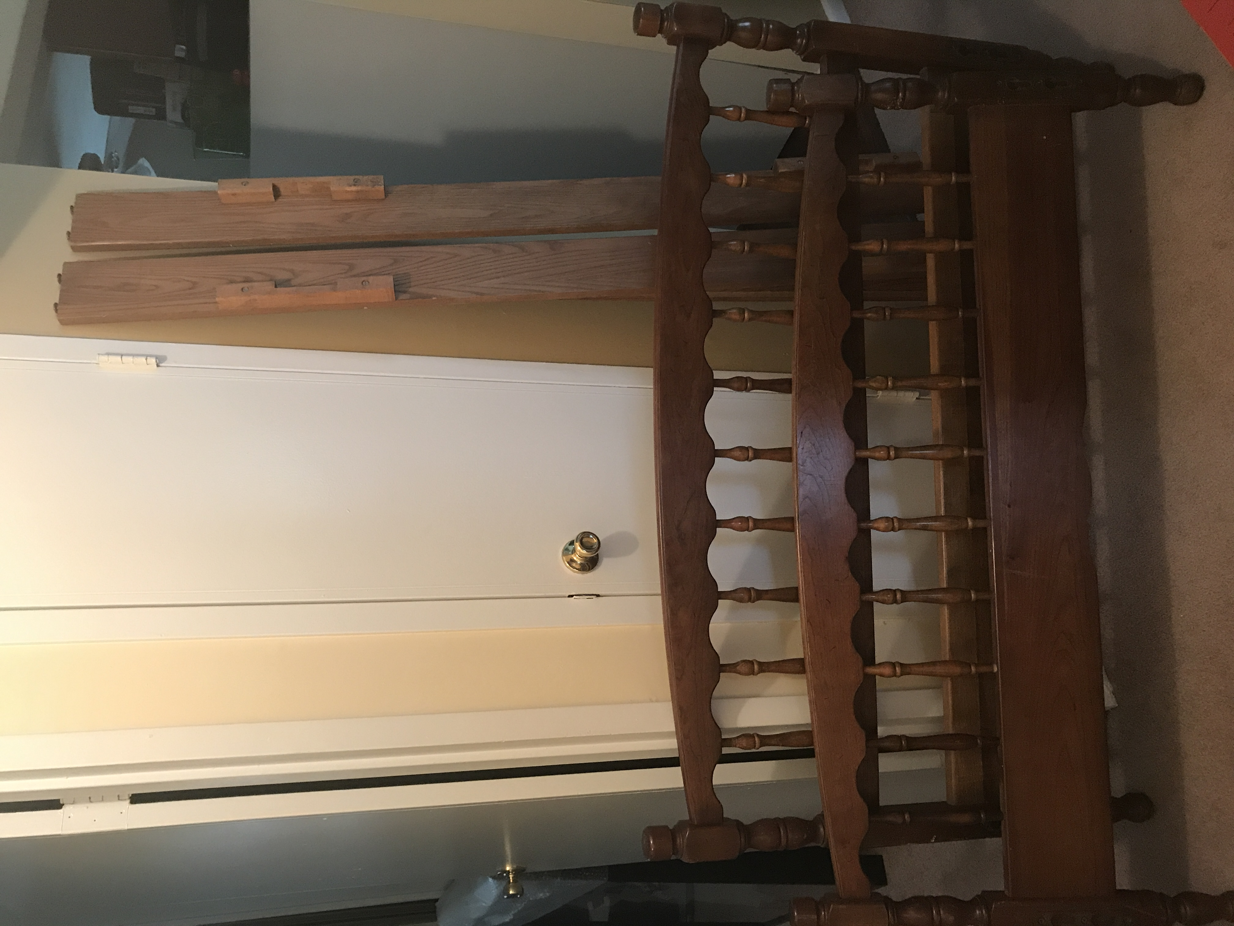 Stickley Full Size Bed Frame For Sale Classifieds