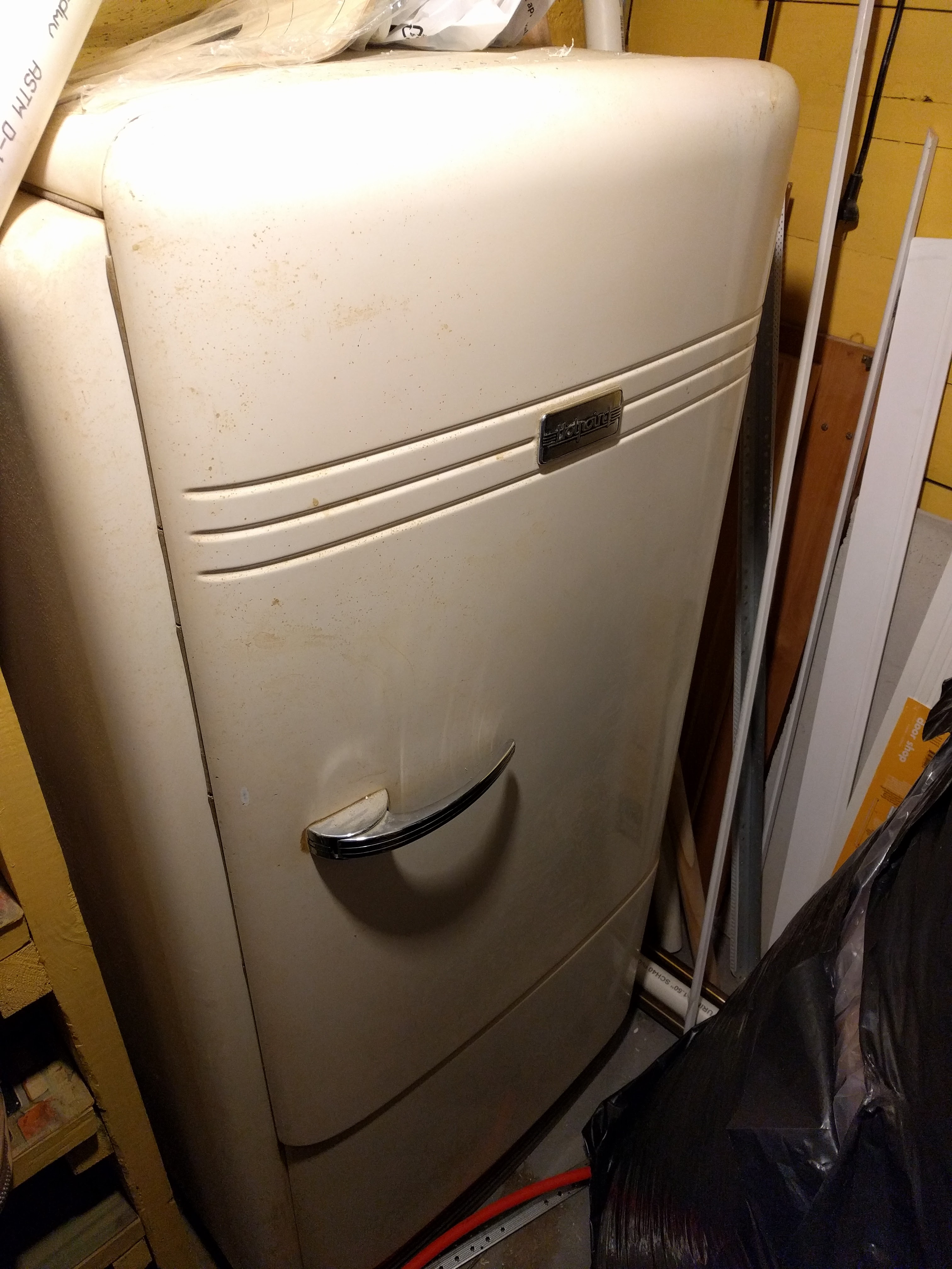 beautiful 1938 hotpoint refrigerator for sale for sale