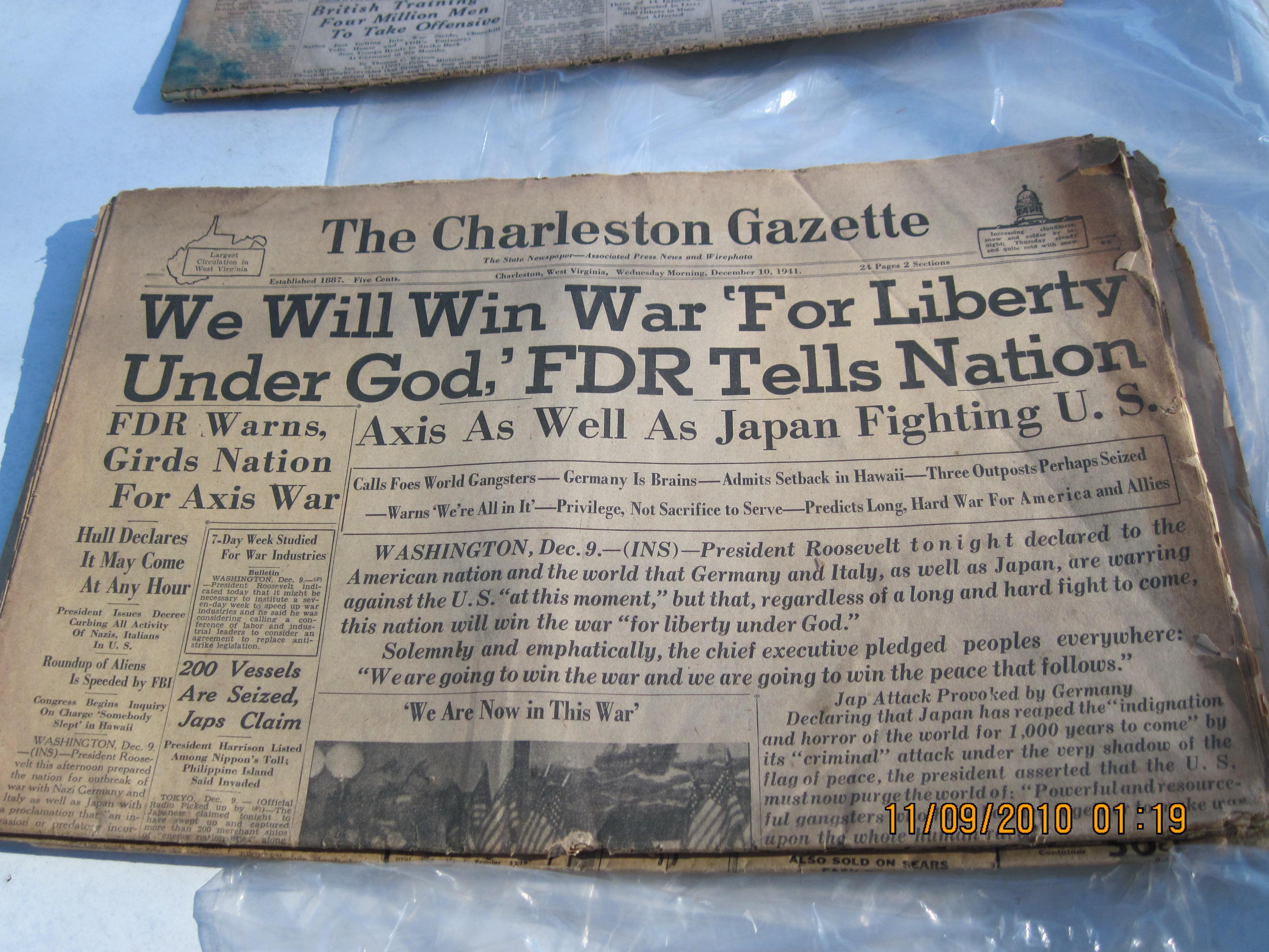 Charleston gazette classifieds