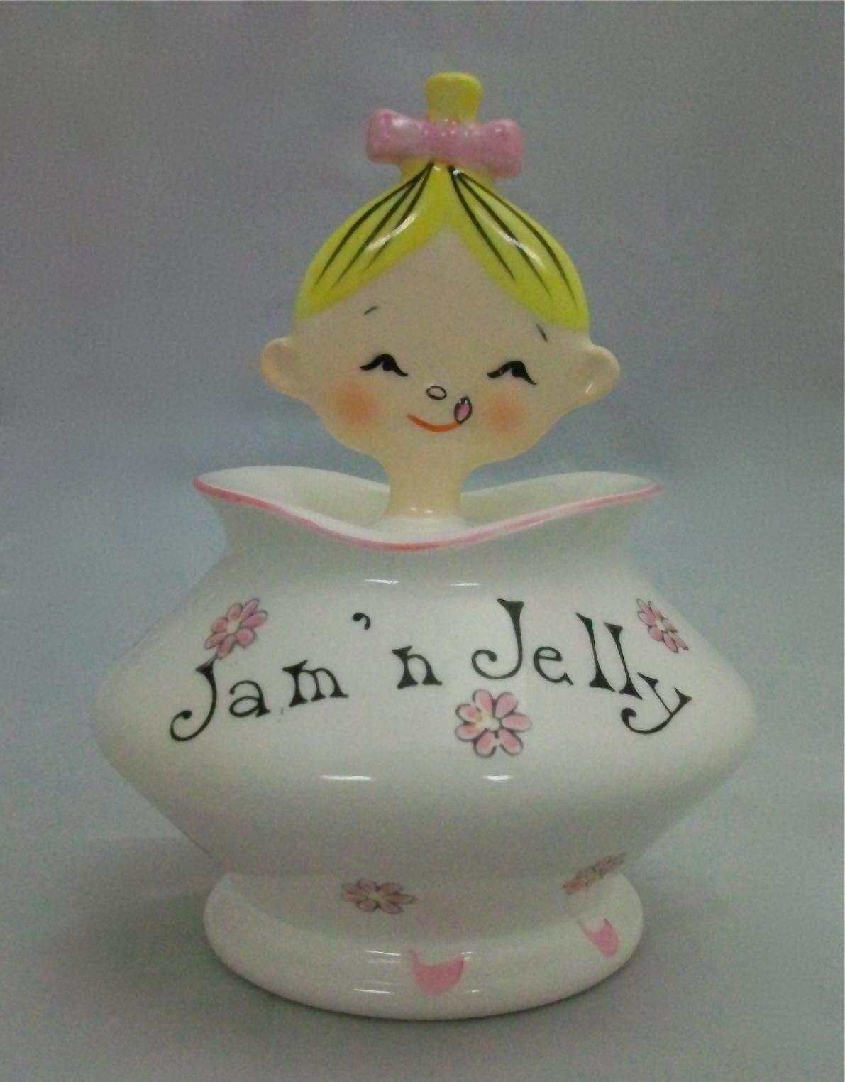 pixieware jam 39 n jelly jar for sale. Black Bedroom Furniture Sets. Home Design Ideas