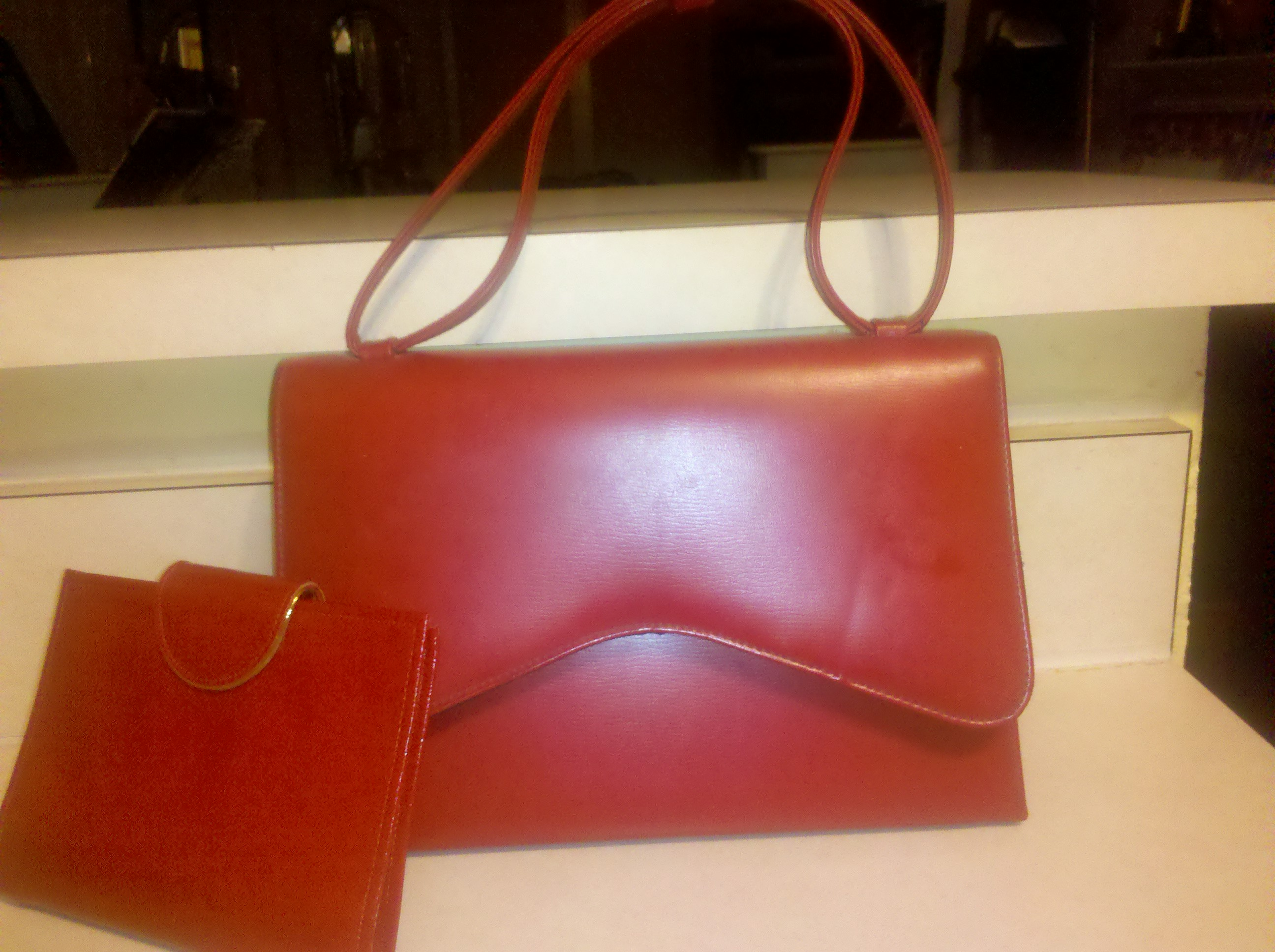 vintage 1960s purse and