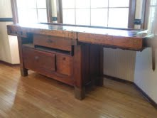 used carpenters bench