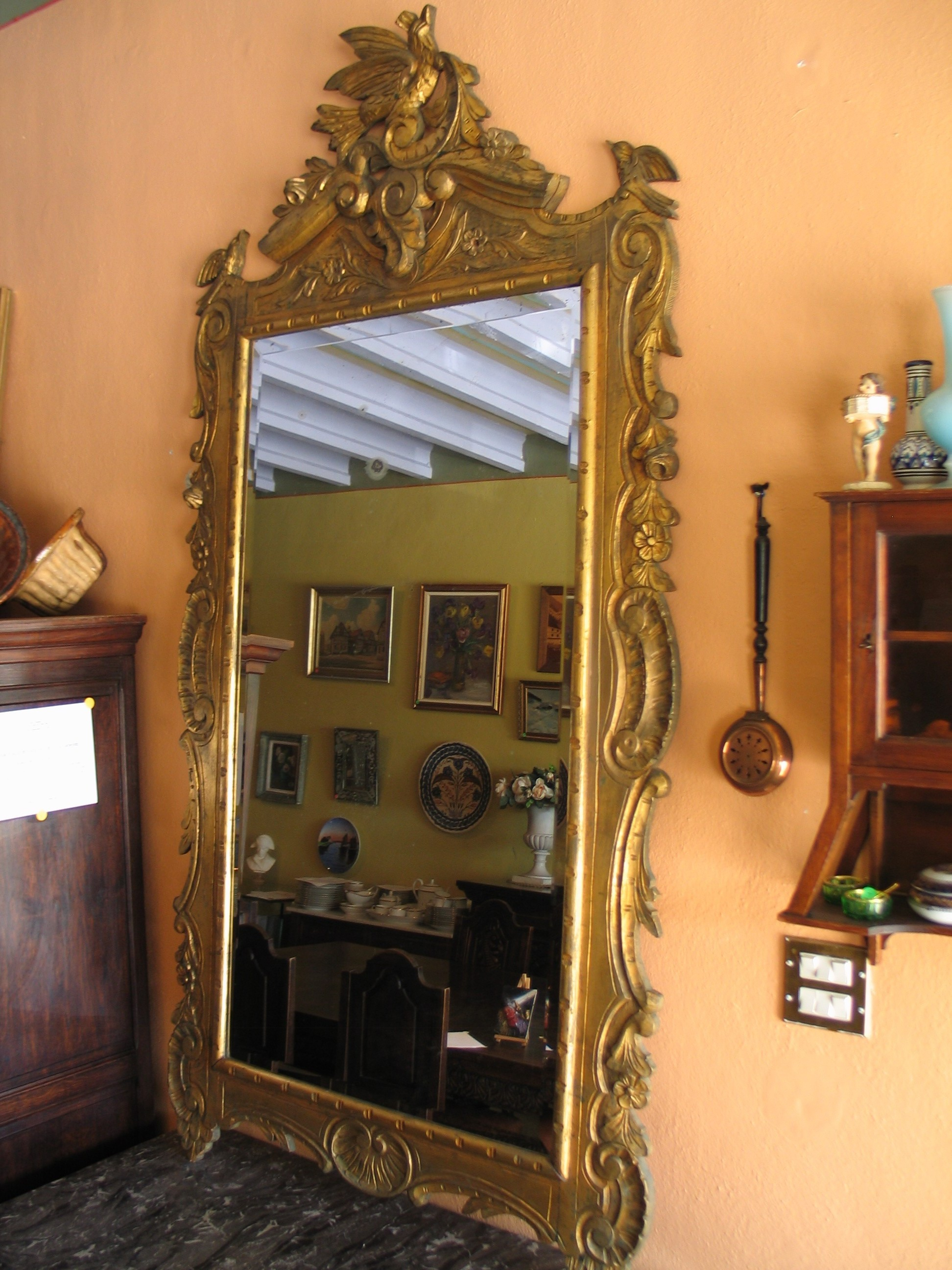 Beautiful French Mirror For Sale Antiques Com Classifieds