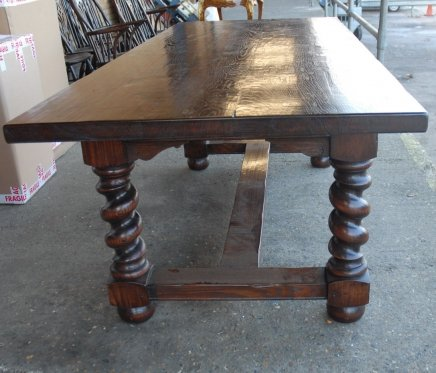 Description  You are viewing an absolutely wonderful English rustic Barley  twist table and Windsor chair set  This really is perfect for that  farmhouse   ENGLISH RUSTIC BARLEY TWIST TABLE   WINDSOR CHAIR DINING SET For  . Antique Windsor Dining Chairs For Sale. Home Design Ideas