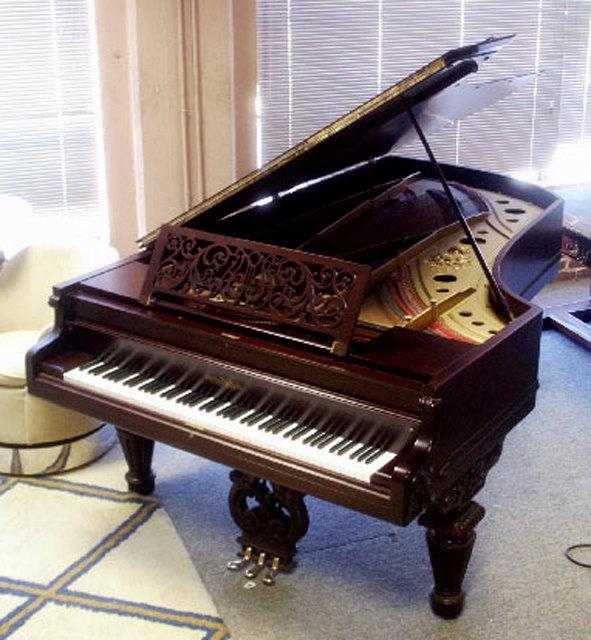 Lanny barbie grand piano - 2 1
