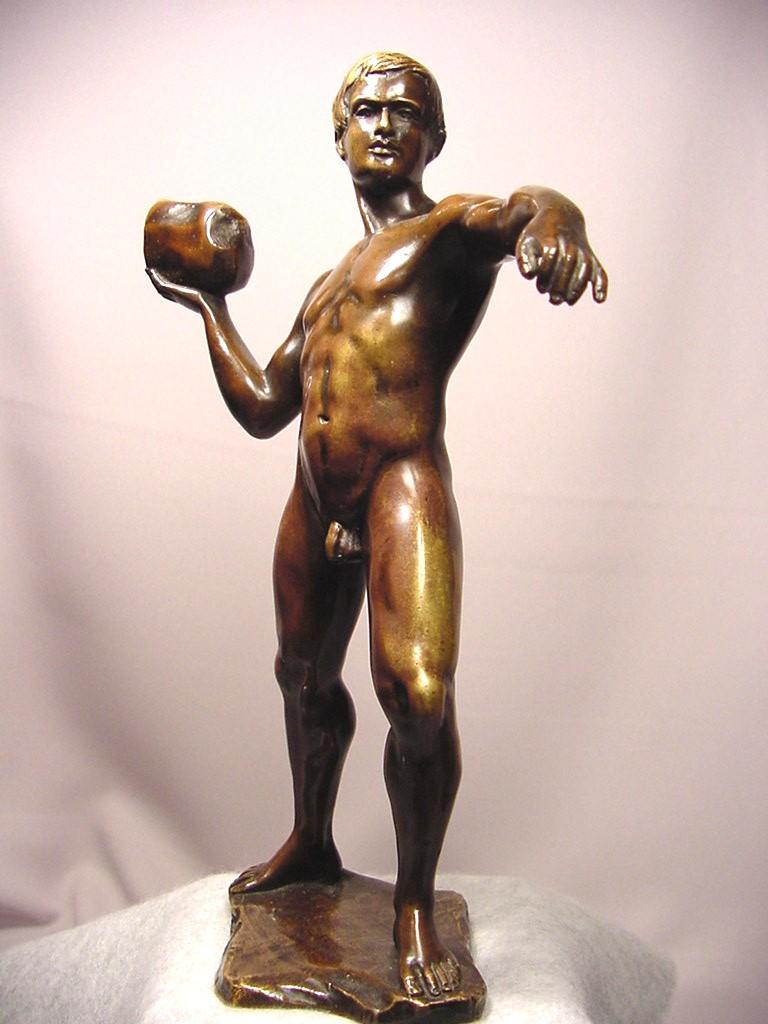Nude German Male 92