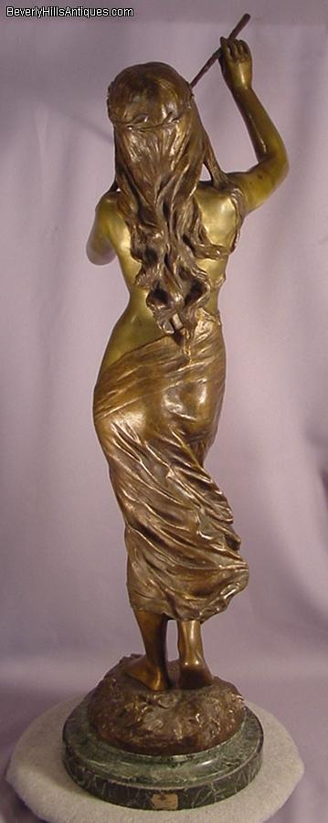 statue édouard drouaot