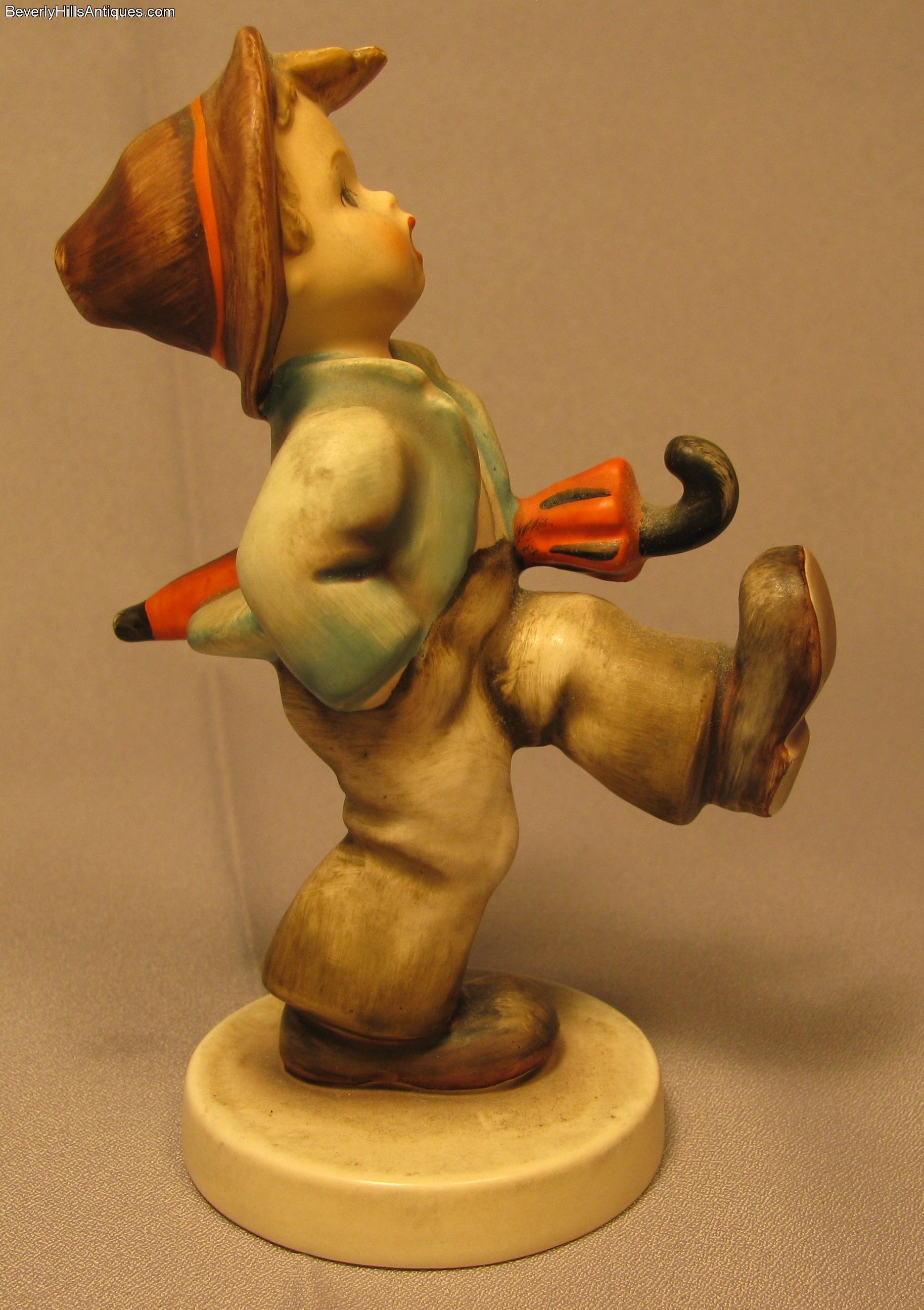 antique figurines value