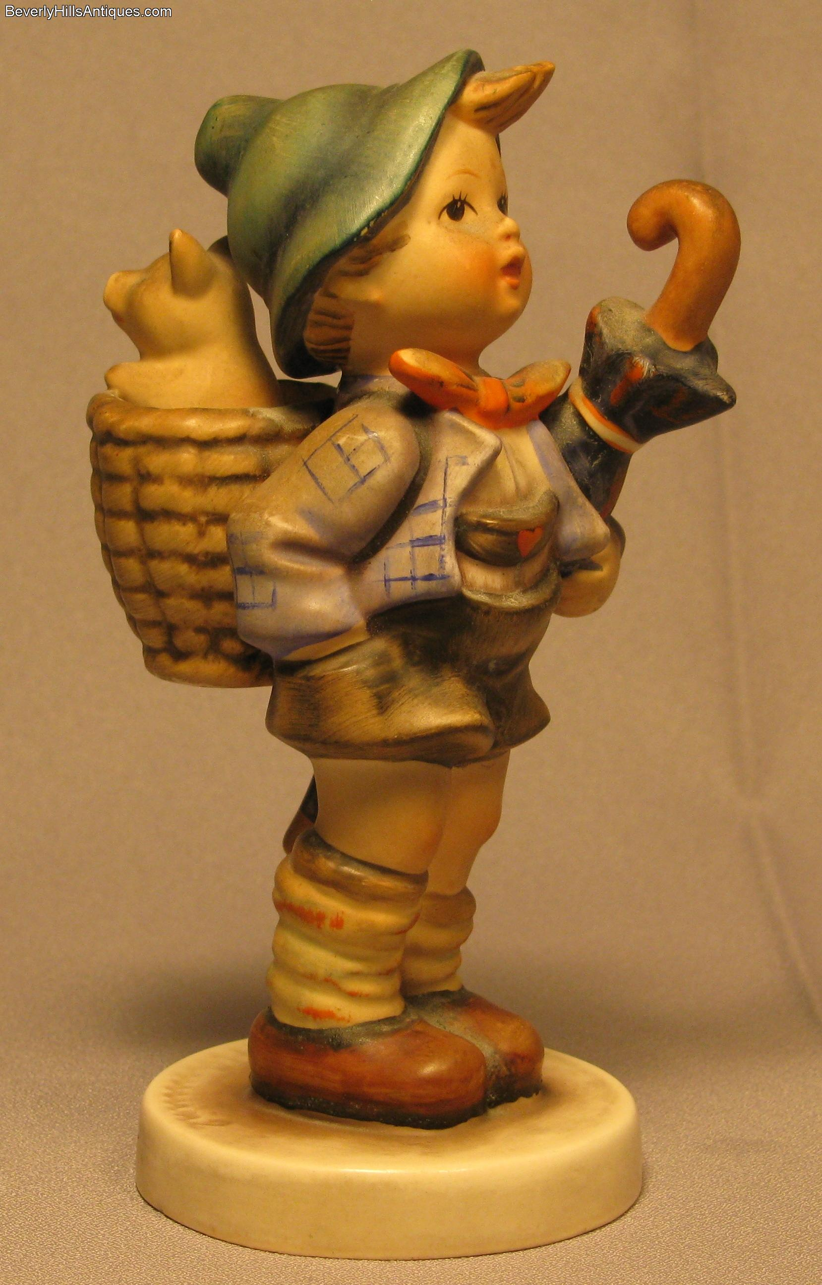 hummel on the chinese market As more hummel figurines were produced and countless special editions  the  market became over-saturated with his work and the value of the  in this  collectible comes in the ultra-rare versions, such as china marbles.