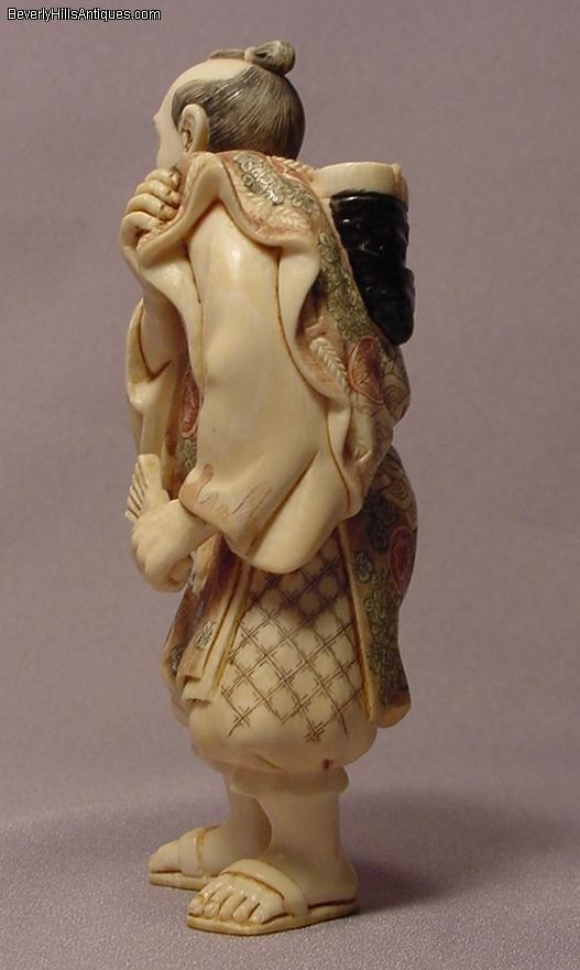 Antique Asian Ivory 18