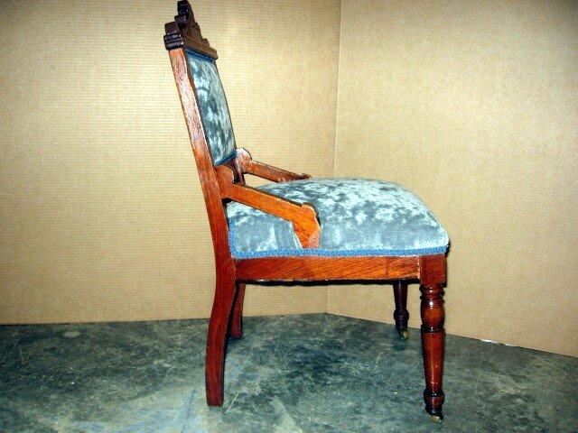 eastlake furniture finish