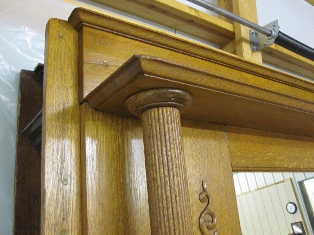 Arts And Crafts Mantel Pieces For Sale