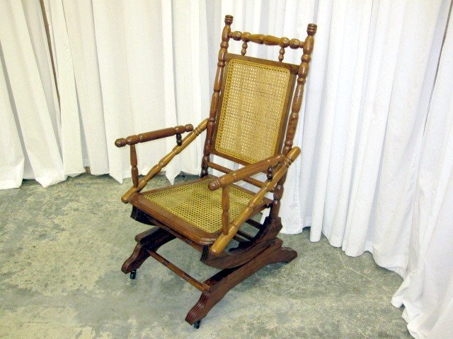 Platform rocking chairs