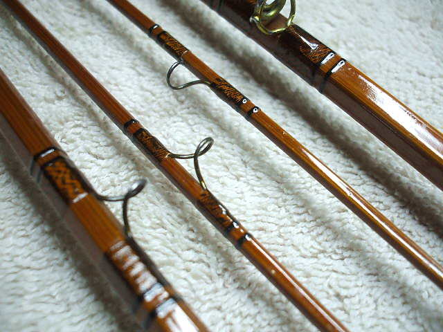 goodwin granger bamboo fly rod for sale | antiques | classifieds, Fly Fishing Bait