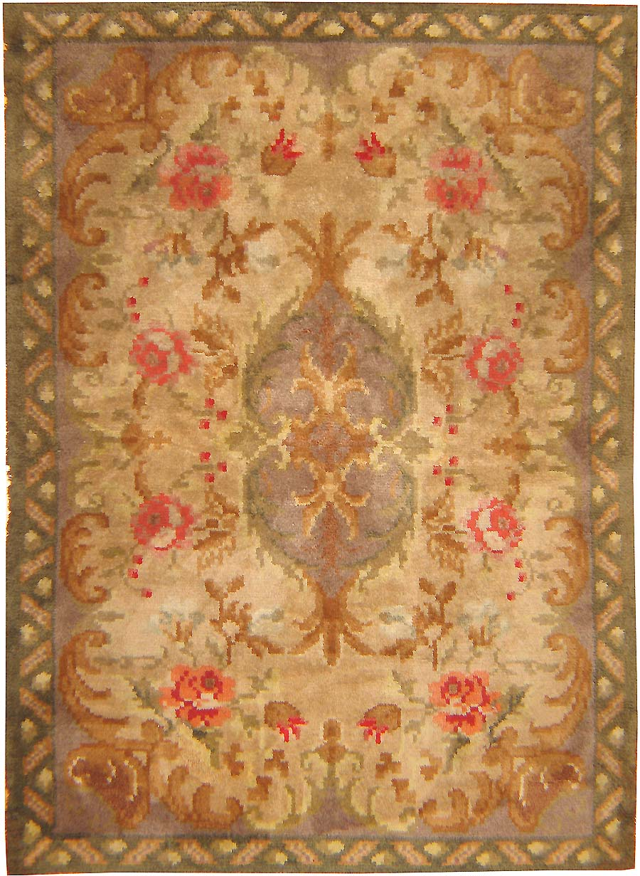 Vintage Deco Norwegian Rug 42011 For Sale Antiques Com
